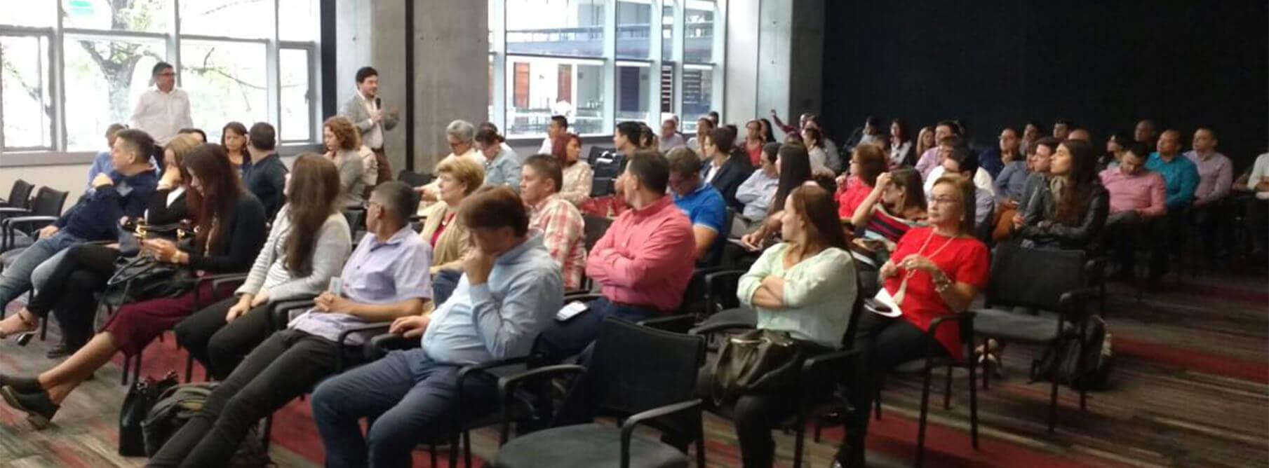 Auditorio Milla de Oro Medellín - Estás donde quieres estar